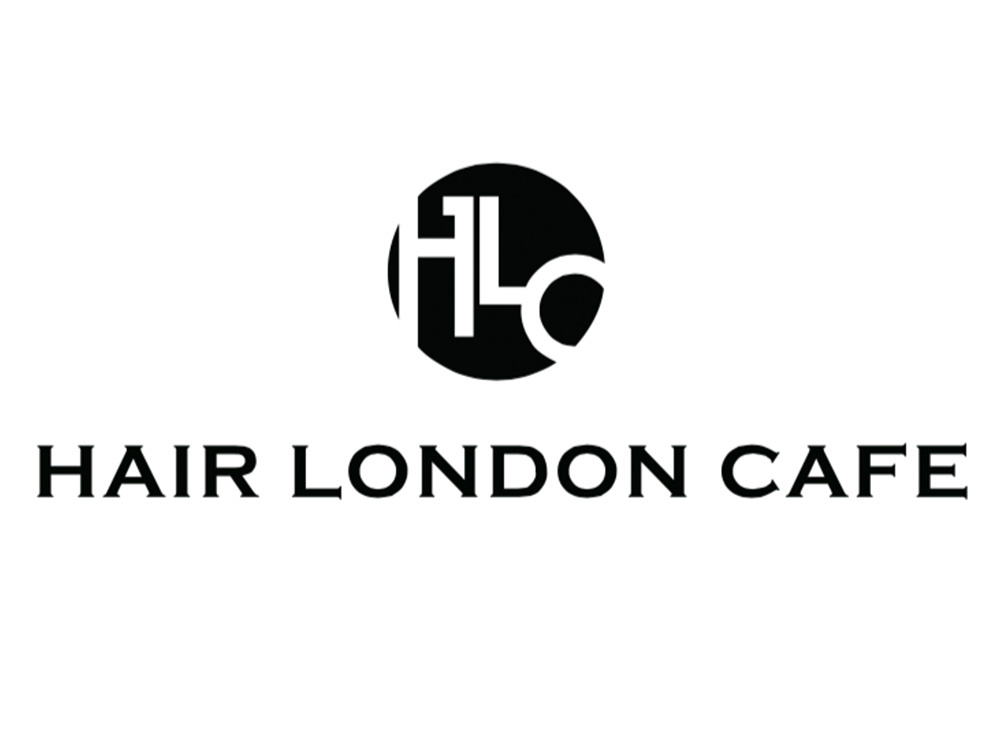 hairlondoncafeロゴ